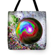 In The Beginning 2nd Generation Tote Bag