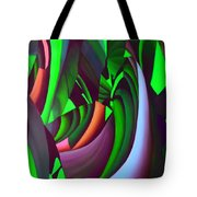 In The Beginning  4.0 Tote Bag