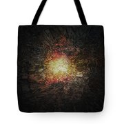 In The Blink Of An Eye Tote Bag