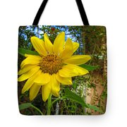 In The Blue Porterweed Tote Bag
