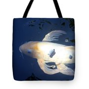 In The Blue World Tote Bag