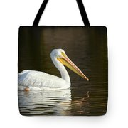 In The Calm Of The Morning Tote Bag