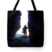 In The Cave Tote Bag