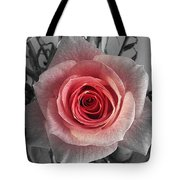 In The Center Tote Bag