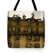 In The City Of Rains And Fogs # 1. Tote Bag