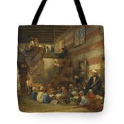 In The Classroom Tote Bag