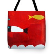 In The Clouds Part 3 Tote Bag
