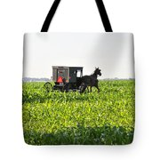 In The Corn Tote Bag