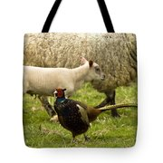 In The Countryside Tote Bag