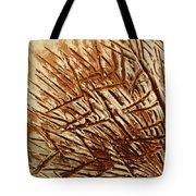 In The Dark - Tile Tote Bag