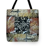 In The Depth Of My Mind Tote Bag