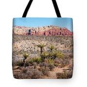 In The Desert Tote Bag
