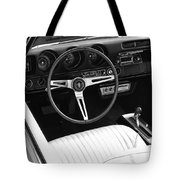 In The Driver's Seat 2 Tote Bag