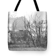 In The Dust Of The Harvest Tote Bag