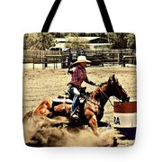 In The Dust Tote Bag