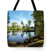 In The Early Morning Light Tote Bag