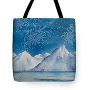 In The Far North Tote Bag