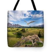 In The Field 27 Tote Bag