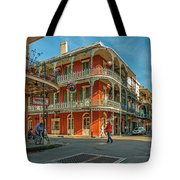 In The French Quarter - 3 Tote Bag