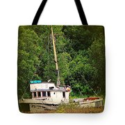 In The Garden Tote Bag
