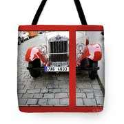 In The Good Old Days Tote Bag
