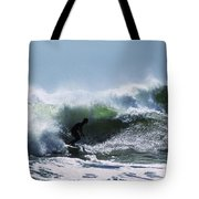 In The Green Water 2 Tote Bag