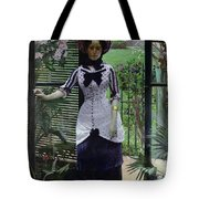 In The Greenhouse Tote Bag