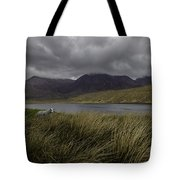 In The Heart Of Scotland Tote Bag