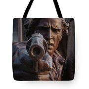 In The Heat Of Battle Tote Bag