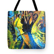 In The Image Of God Tote Bag