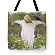 In The Lupines Tote Bag