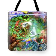 In The Magnificence Tote Bag