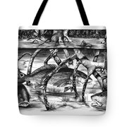 In The Mangroves Tote Bag