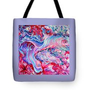 In The Maritime Kingdom. Version. Tote Bag