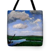 In The Meadows Tote Bag