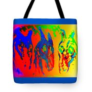 We Like To Sing A Song Whenever We Are In The Melancholic Corner   Tote Bag
