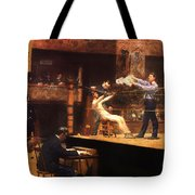 In The Mid-time 1896 Tote Bag