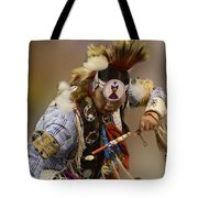 Pow Wow In The Moment Tote Bag