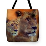 In The Moment Tote Bag