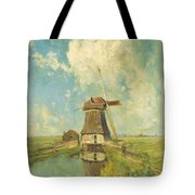 In The Month Of July Tote Bag