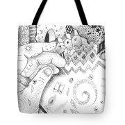 In The Name Of One Tote Bag