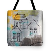 In The Neighborhood Tote Bag