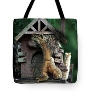 In The Nut House Tote Bag