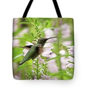 In The Obedient Garden Tote Bag