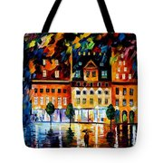 In The Old City Tote Bag