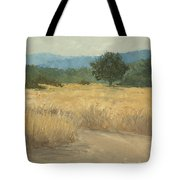 In The Open Tote Bag