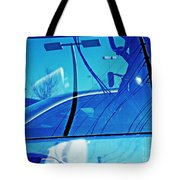 In The Parking Lot 2 Tote Bag