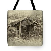In The Past Tote Bag
