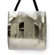 In The Pecan Orchard Tote Bag