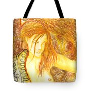 In The Perfect Place Tote Bag
